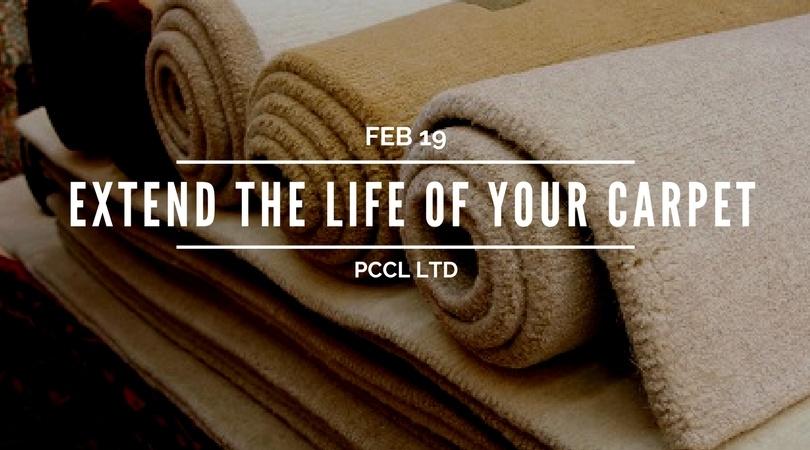 Extend Carpet Life